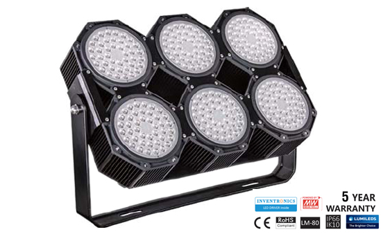 Made in China led floodlights, led floodlight products Fixtures Manufacturer & Supplier, Factory. China LED Floodlights for Large area and Sports Floodlighting